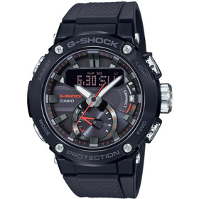 CASIO G-SHOCK G-Steel GST-B200B-1AER Montre Homme, black